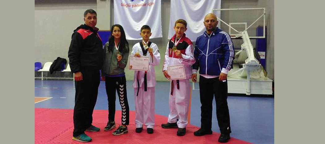 Taekwondo Şampiyonlarımız
