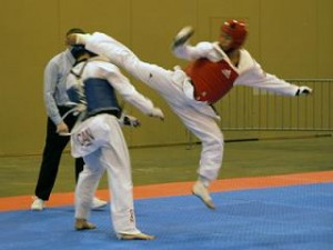 Üniversiteler Taekwondo Sampiyonasi