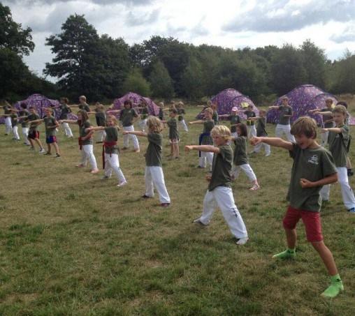 3 Günlük Taekwondo Yaz Kampı