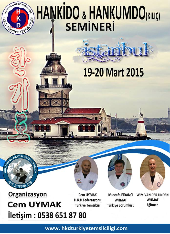 Hankido Semineri / İstanbul