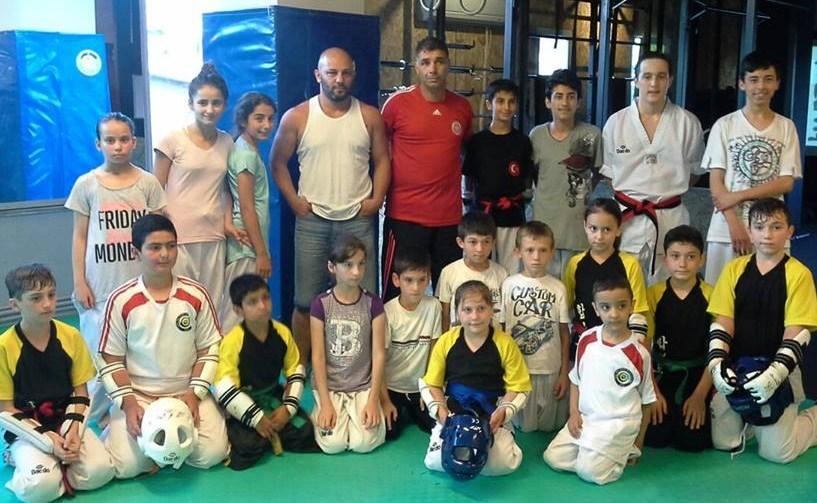 Türkiye Şampiyonasına Hazırız.