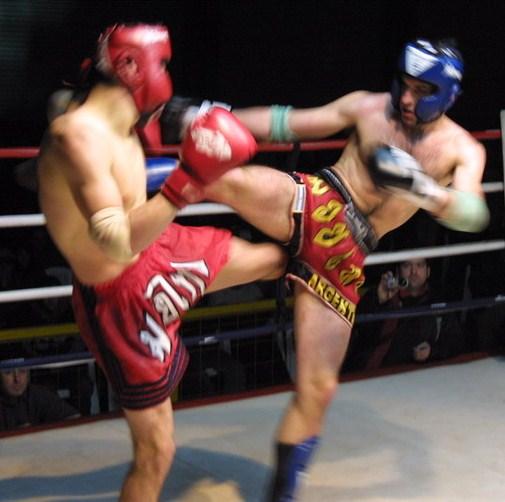 Kayışdağı nda Kickboks Dersleri