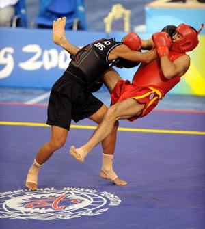 Wushu Derslerimiz Başlamıştır.