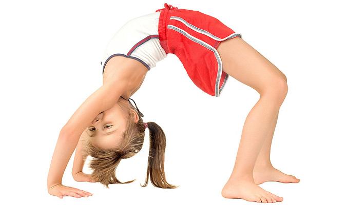 Cimnastik Dersimiz Başladı